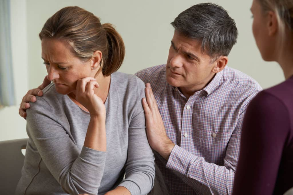 Wife Ignoring Husband