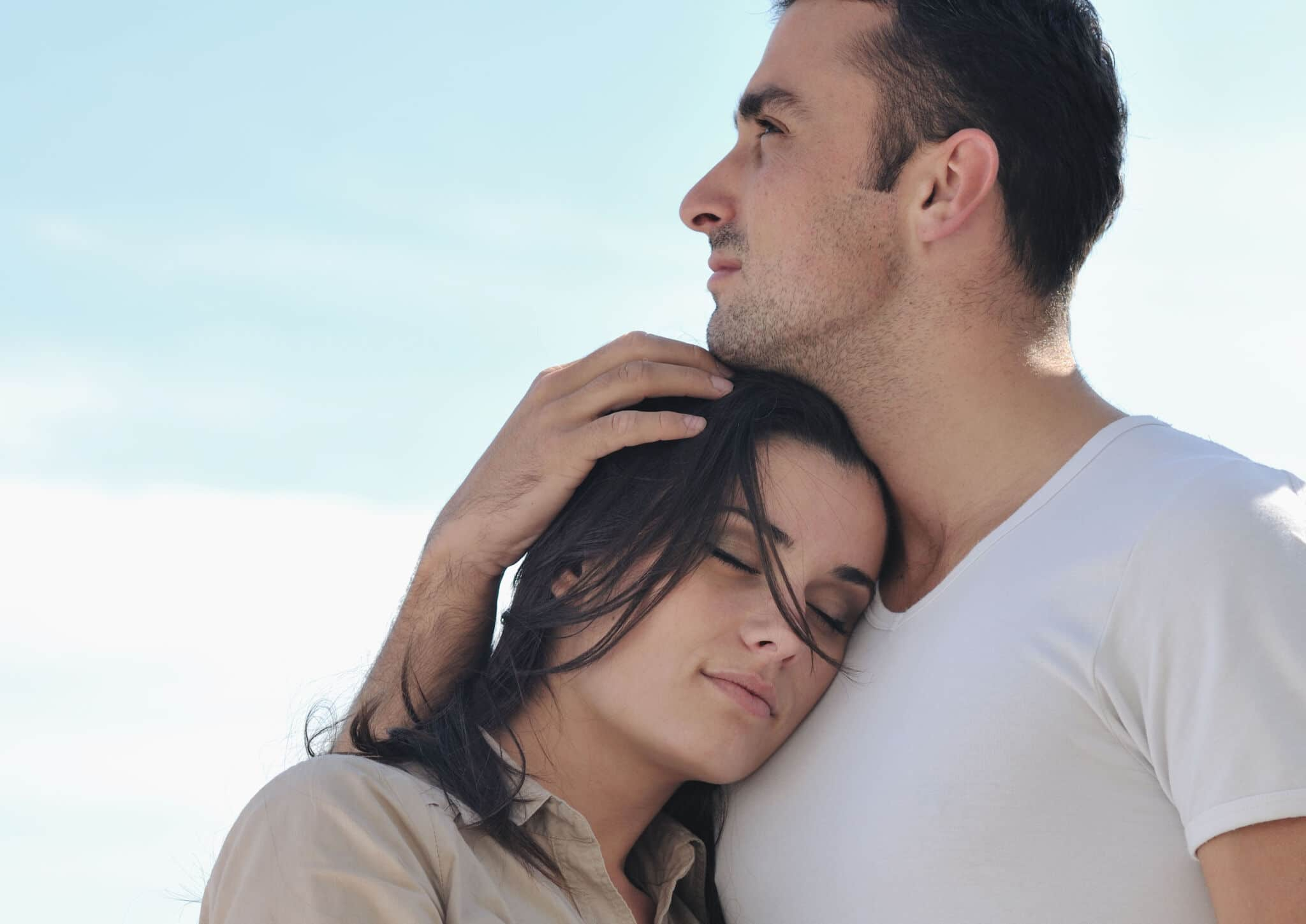 Masculine confidence save your marriage